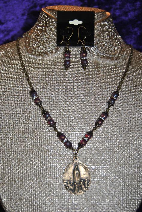 Set Fatima fatima necklace set
