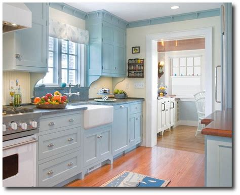 Coastal Kitchen Ideas - coastal themed kitchen renovations
