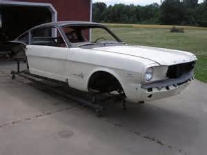 1965 mustang project car for sale 1965 mustang fastback project car low reserve for sale