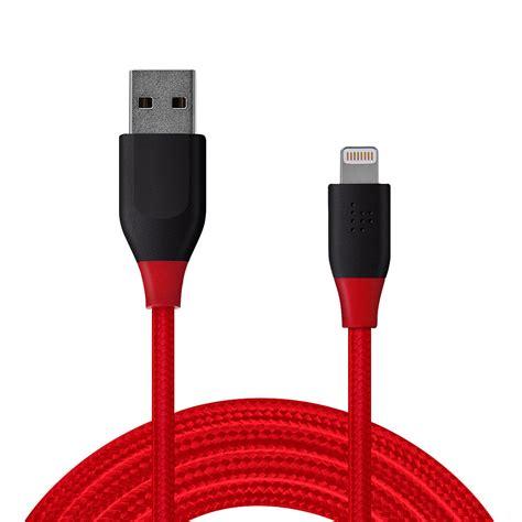 apple mfi certified tronsmart 10ft 3m lightning cable black