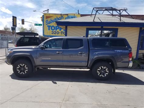 best grey 2016 tacoma 1g3 magnetic grey v series suburban toppers