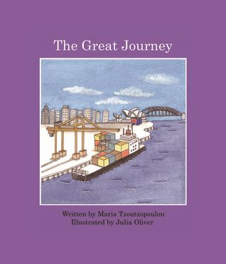 the great journey the great journey by maria tzoutzopoulou