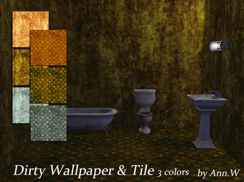 dirty bathroom game annwang923 s dirty wallpaper floor set