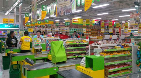 Plastik Di Supermarket Bayar Kantong Plastik Di Pasaraya Manggarai Media