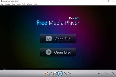 best media player software macgo free media player 2 17 2