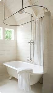 Shower Kits For Bathtubs by 25 Best Ideas About Clawfoot Tub Shower On