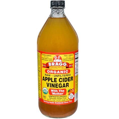 Apple Cider Vinegar Bragg | bragg organic apple cider vinegar with the mother