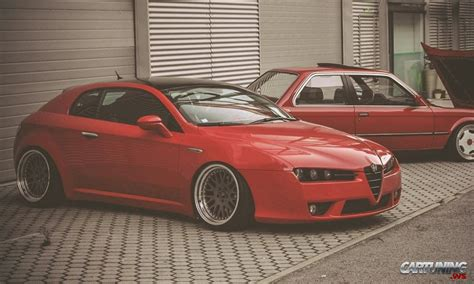Alfa Romeo Brera Usa by Low Alfa Romeo Brera 187 Cartuning Best Car Tuning Photos