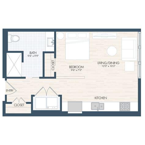 luxury high rise apartment floor plans