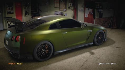 nissan gtr wrapped tanner fox tanner fox s guac zilla wrap need for speed youtube