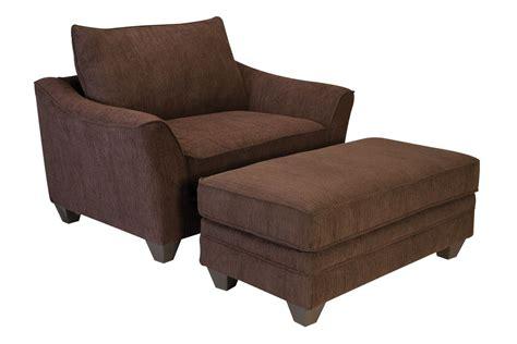 chenille chair and ottoman godiva chenille chair ottoman at gardner white