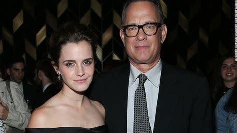 Emma Watson Tom Hanks Movie | emma watson tom hanks weigh healthy social media diet cnn