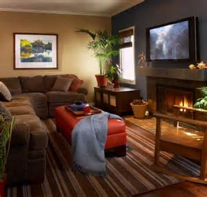 Cozy Living Room Colors by Warm Cozy Living Room Photos