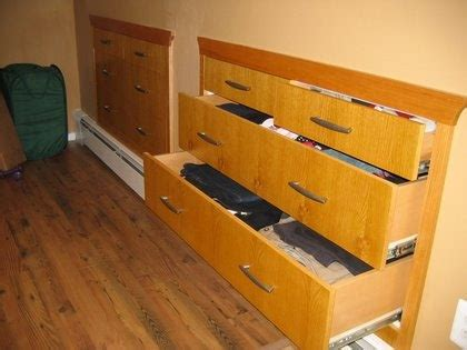 Drawers Built Into Wall by Builtintothewalldrawers Richfinn
