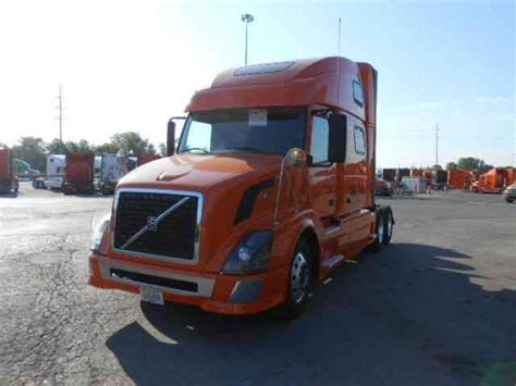 volvo 2010 truck volvo 780 2010 sleeper semi trucks