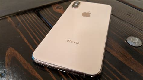 apple iphone xs review thurrott