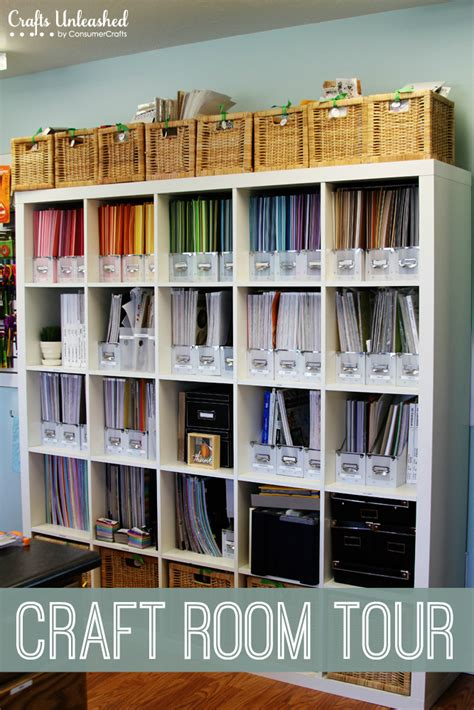 room organization ideas craft room tour organizational storage ideas room tour