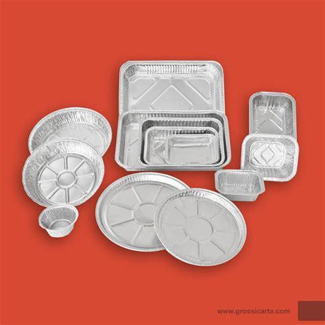vaschette alluminio per alimenti vaschette alluminio fornitura packaging linea take away