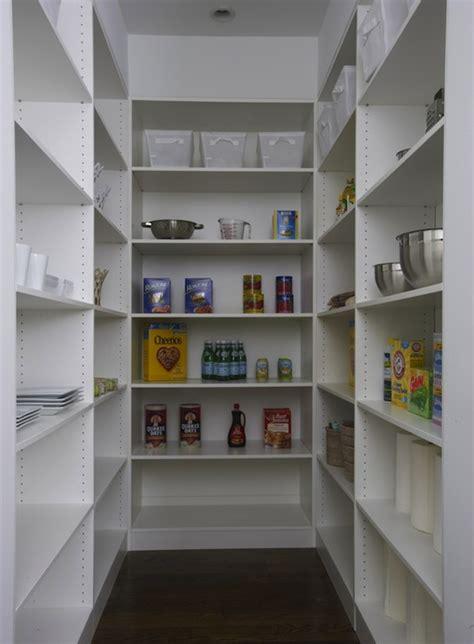 walk  pantry shelves traditional kitchen lynn