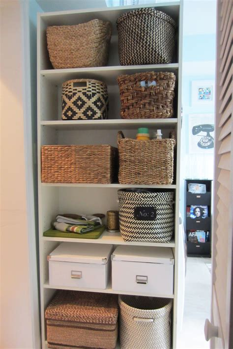 baskets for billy bookcase 5 tips for creating a multi purpose room little house