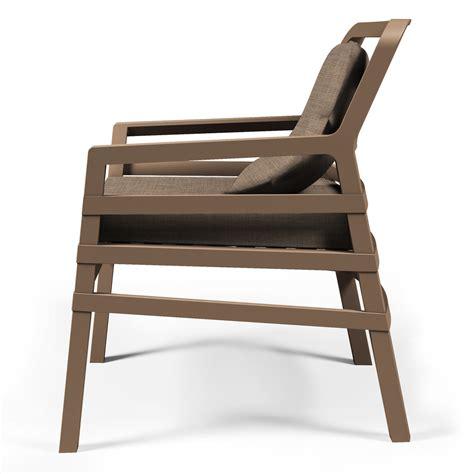 Outdoor Armchair by Nardi Raffaello Galiotto Outdoor Armchairs