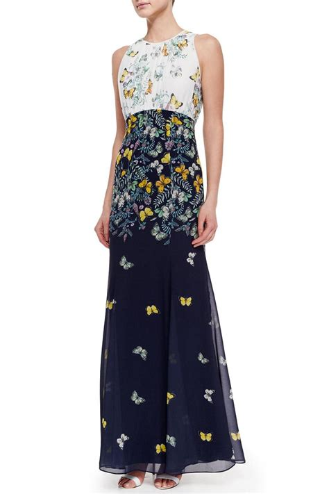 Buterfly Maxi erin fetherston butterfly maxi dress from new jersey by district 5 boutique shoptiques