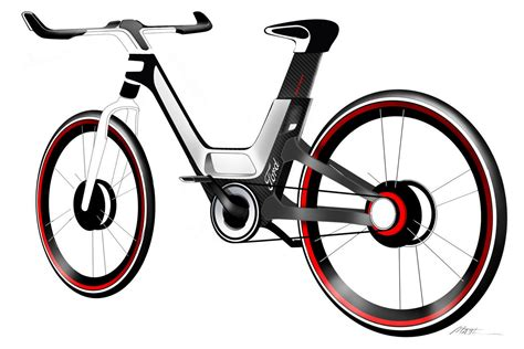 ford to introduce 2011 electric bike concept in frankfurt