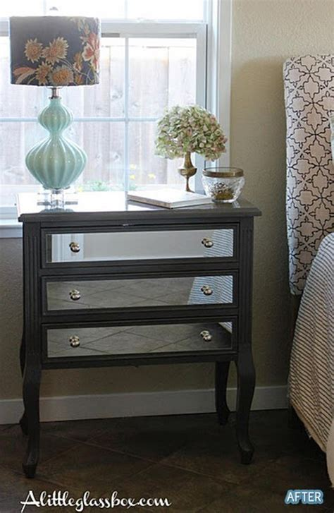 Mirror Dresser Diy by Diy Mirrored Furniture Master Bedroom