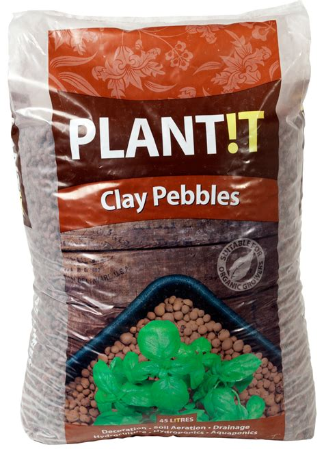Planterbag 45 Liter Putih plant t clay pebbles 45 liters