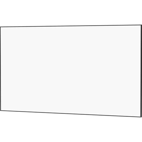 1 Da Lite Cinema Contour High Contrast Da Mat 119 Screen 94310v by Da Lite 24543 120 X 192 Quot Utb Contour Fixed Frame 24543 B H