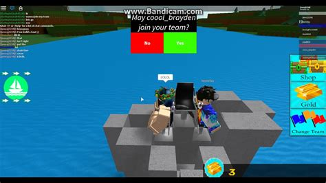 how to make a boat roblox roblox build a boat for treasure youtube