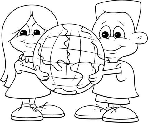 imagenes para dibujar sobre el medio ambiente ense 241 ar a los ni 241 os a reciclar fichas para colorear