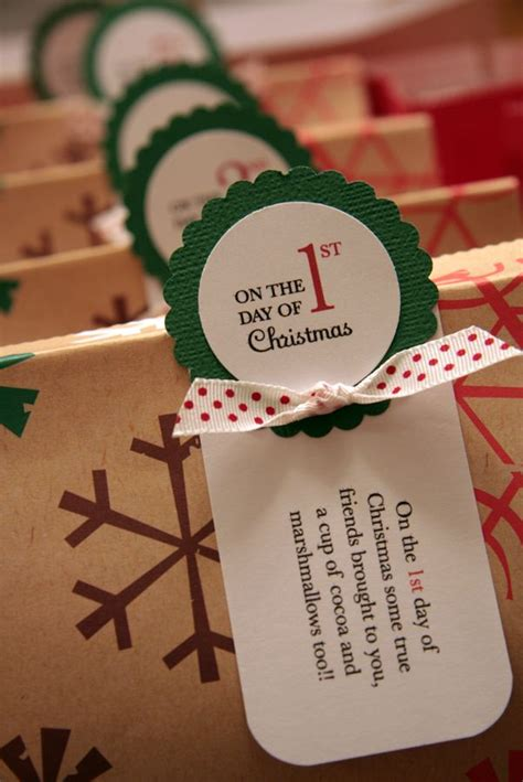 best 25 twelve days of christmas ideas on pinterest