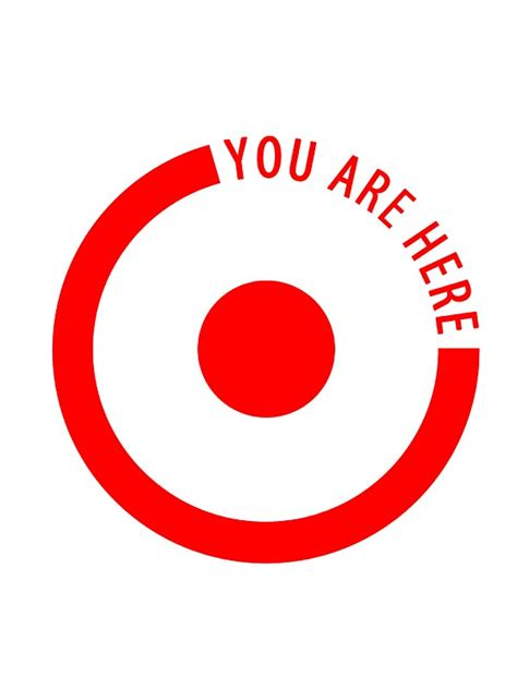 You Are Here quot you are here uppermost quot stickers by basedputnam redbubble