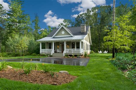 Golf Cottages by Fairway Pine Golf Cottage Leed Silver Greenhome Institute
