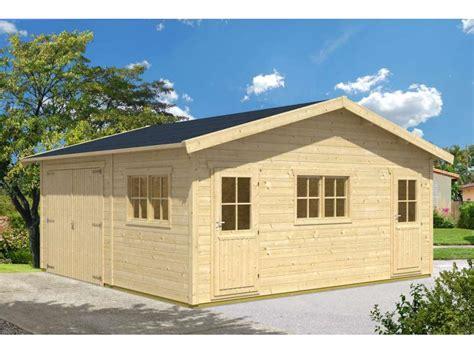 gartenhaus garage garage bois mora 1 30 m2 direct abris