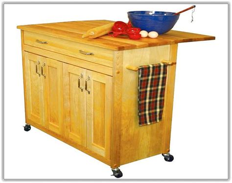 Kitchen Island Cart With Drop Leaf by Kitchen Cart With Drop Leaf Kenangorgun Com