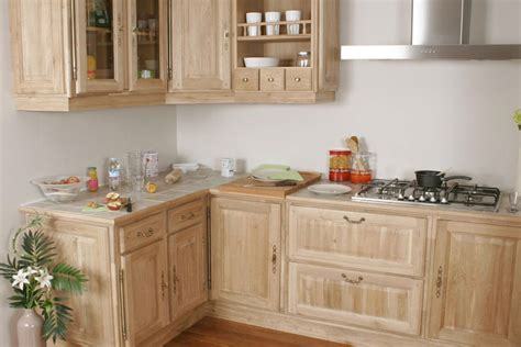 atelier du menuisier cuisine cuisine 233 quip 233 e rustique mod 232 le traditionnel nature brut