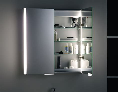 bathroom mirror cabinet with lights and shaver socket mirror design ideas black illuminated bathroom cabinets