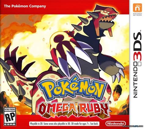 Kaset 3ds Omega Ruby pok 233 mon omega ruby and alpha sapphire 3ds news reviews trailer screenshots