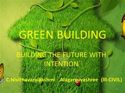 Green Building Concept Ppt Authorstream Green It Concept Ppt