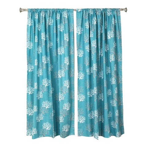 coastal curtains window treatments basement curtains smalltowndjs com