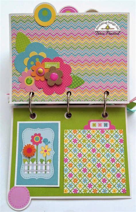 doodlebug hello 401 best images about mini albums on scrapbook