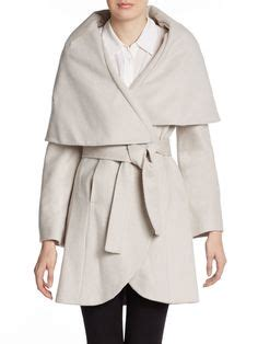 Beige Multi Way Coat wrap coat on search and coats