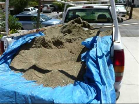 cubic yards of sand and gravel pricing tips construction