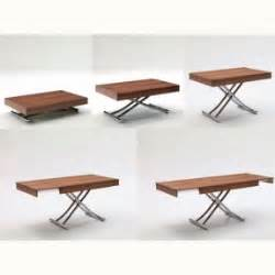 Adjustable Height Coffee Dining Table   Foter