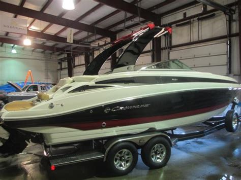 crownline boat builder crownline 255 ss runabouts new in springfield il us