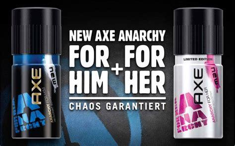 Parfum Axe Anarchy axe lynx anarchy attract for him eau de toilette