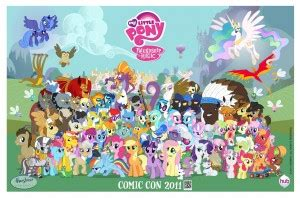 doodle nama tiara birth of brony the second coming of mlp comic community