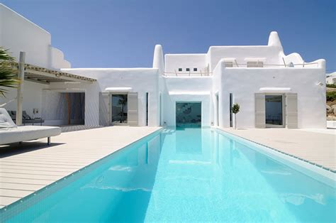 nuove lade a led alexandros logodotis villa a in the cyclades